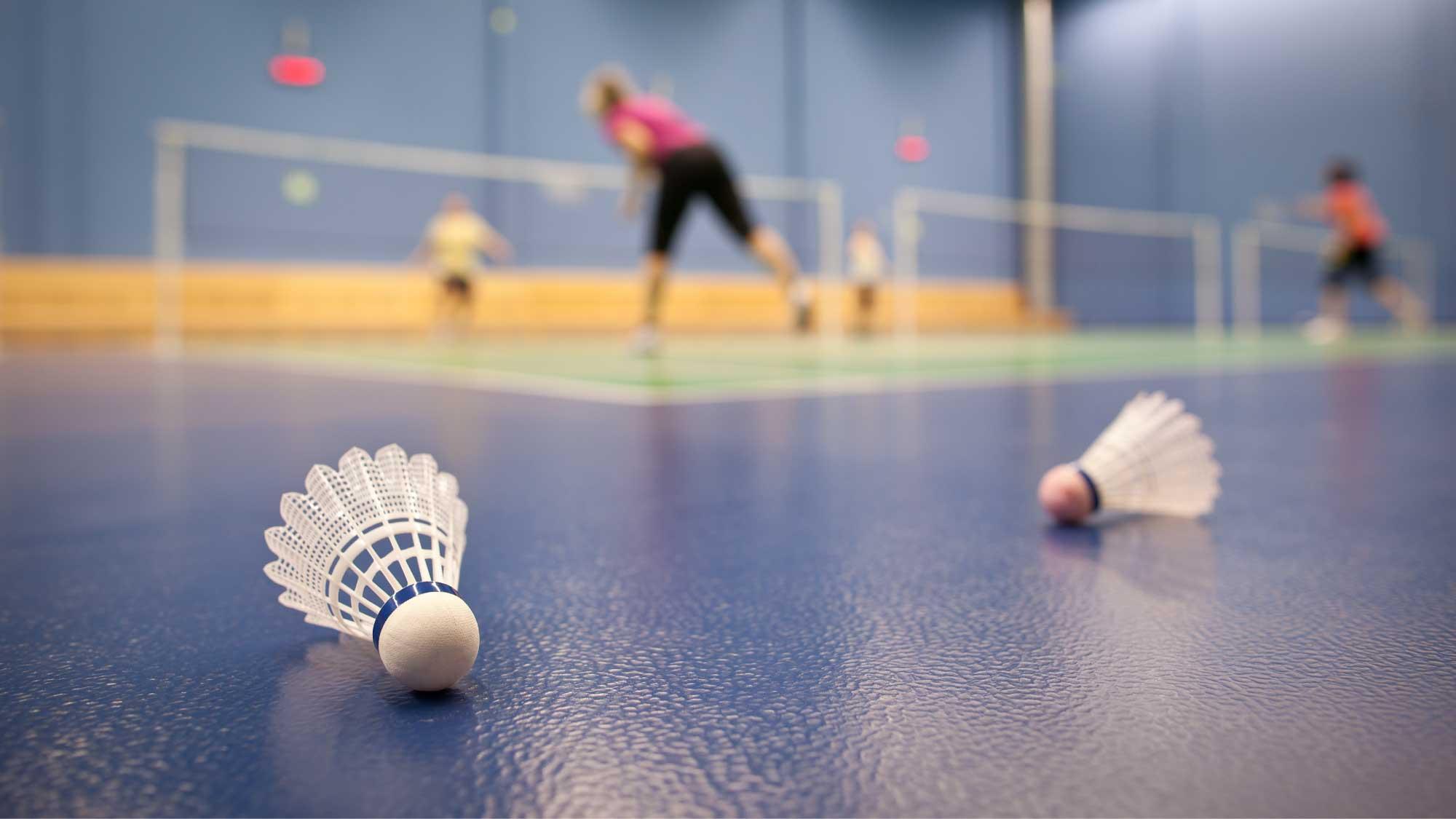Badminton Iid worden