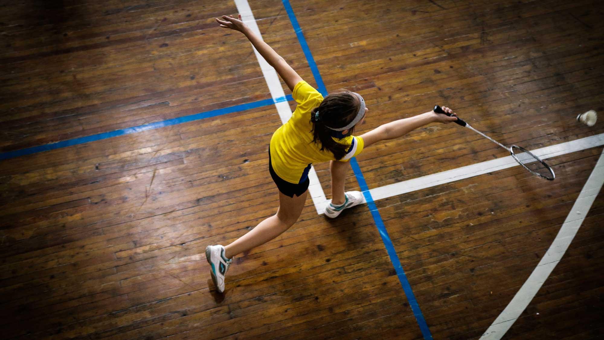 Badmintonclub IJlst